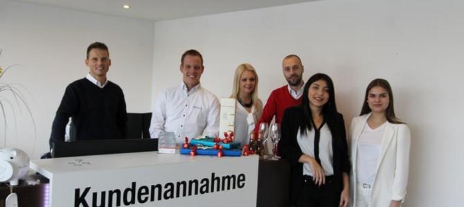 Weihnachtsgrüße aus der Dellfix-Zentrale