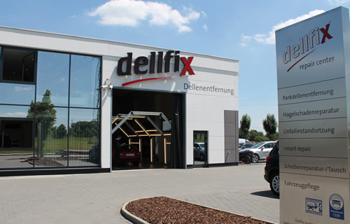 Foto Dellfix repair center Gersthofen
