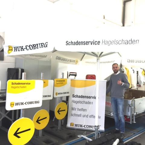 HUK-COBURG Hagelequipment
